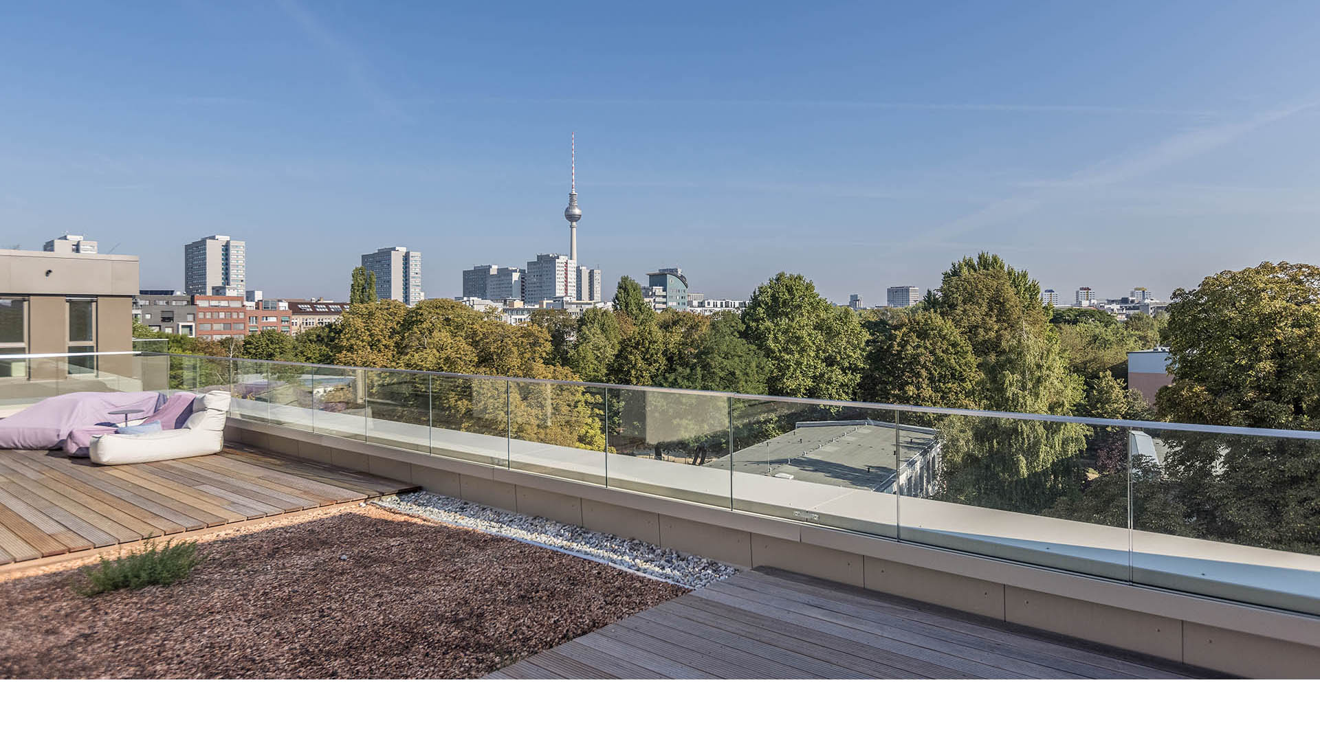 Penthouses Berlin Mitte